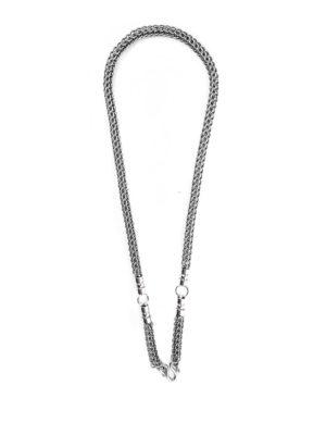 Stainless Steel Chain Three Hooks Amulet Necklace (72cm) 1